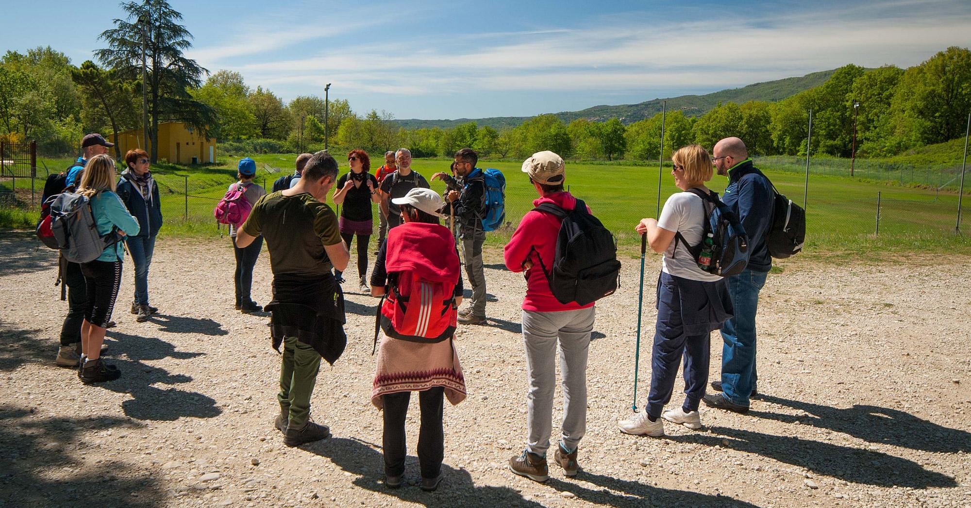 Alessio Renzetti | Guida Ambientale Escursionistica in Umbria