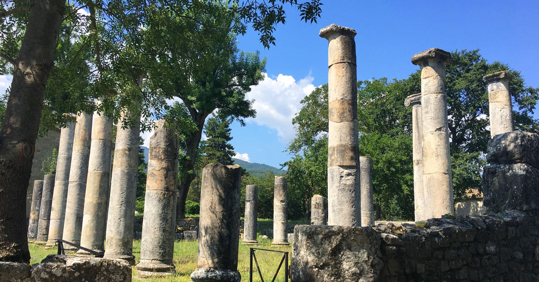 Le Storie di Loz   Alessio Renzetti   Guida Ambientale Escursionistica in Umbria