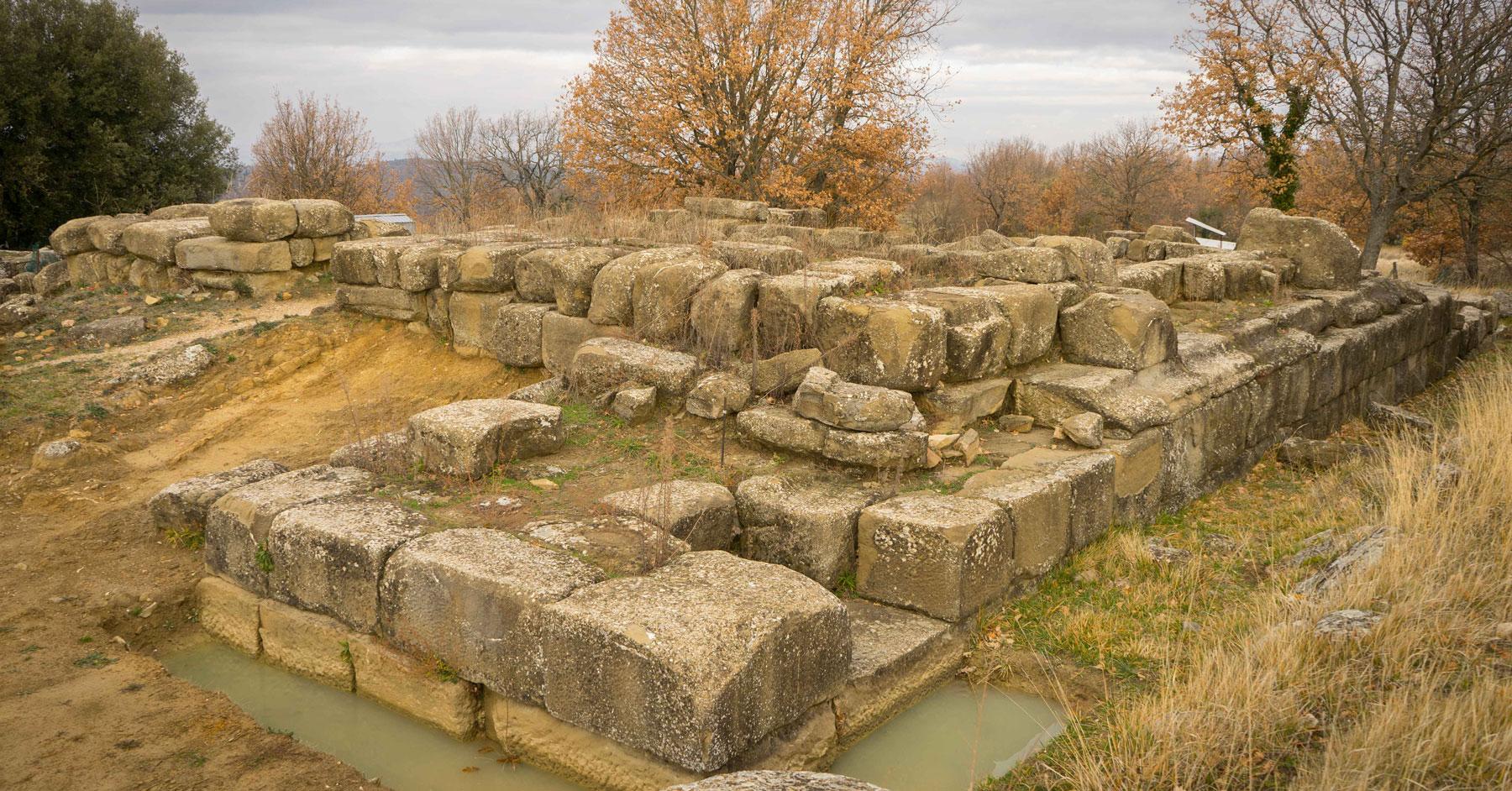 Le Storie di Loz   Sito archeologico di Collemancio